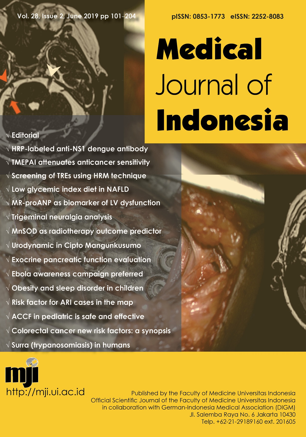 Medical Journal of Indonesia
